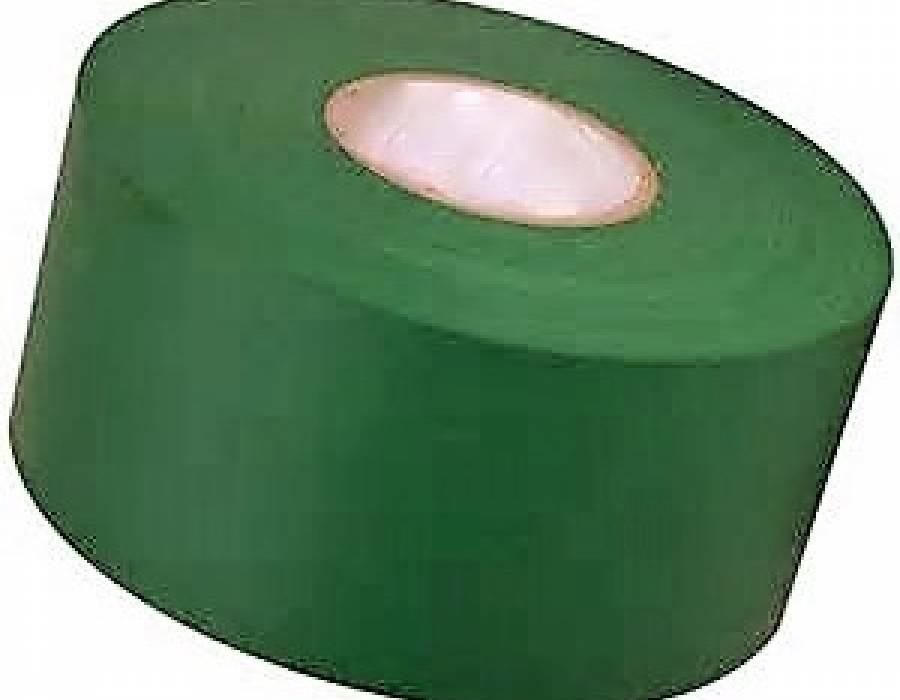 Green Heavy Duty SPVC Vinyl Pipe Wrap Tape - 100 Ft