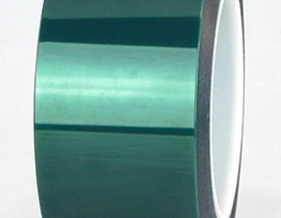 M887 Green polyester tape